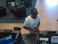 Serial bank robber suspect(Fort Worth Police Department )