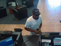 Serial bank robber suspect(Fort Worth Police Department)