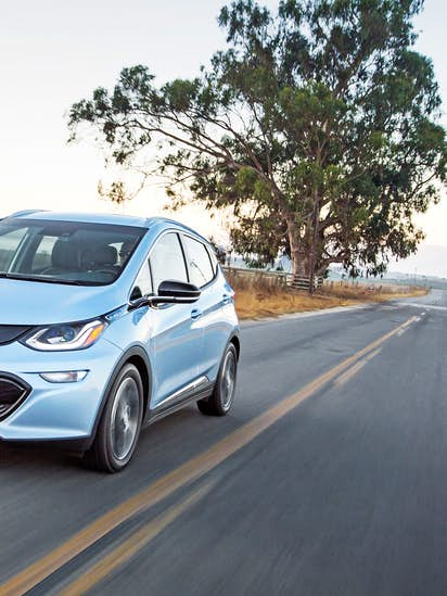 My Week With The 2017 Chevy Bolt Ev Gave Me A Sunnier View Of