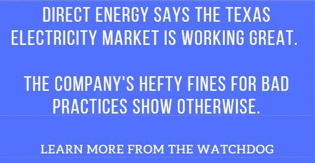 Texas' electricity marketplace riddled with deceivers, manipulators and violators