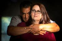 """<p><strong style=""""font-size: 1em; background-color: transparent;"""">Teresa and Martín Hernandez's son Elijah vanished while on a religious mission trip to Mexico in 2015.</strong></p>(Smiley N. Pool/Staff Photographer)"""