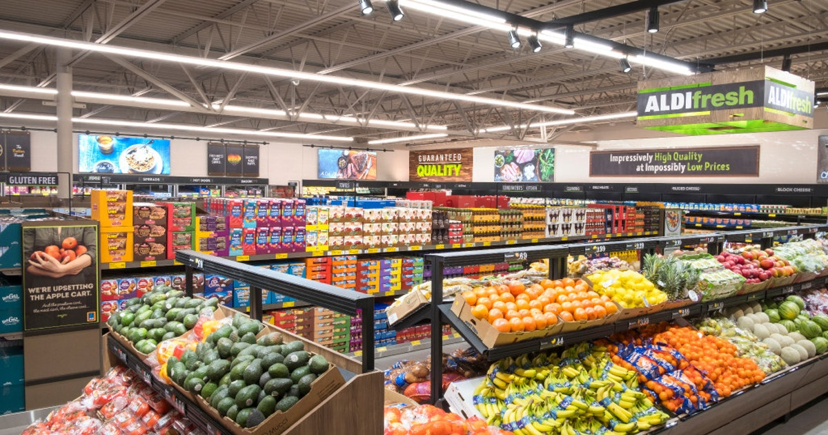 aldi to offer online grocery shopping in dallas through. Black Bedroom Furniture Sets. Home Design Ideas