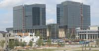 KDC is building Liberty Mutual Insurance's new campus in Plano.(KDC)