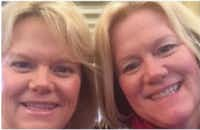 Twin sisters Kathy Boobar (left) and Karen Bigham were fatally shot on Monday, June 20, 2016, in Bigham's McKinney home. Bigham's estranged husband, Kelley Bigham, pleaded guilty Tuesday to capital murder.(Facebook)