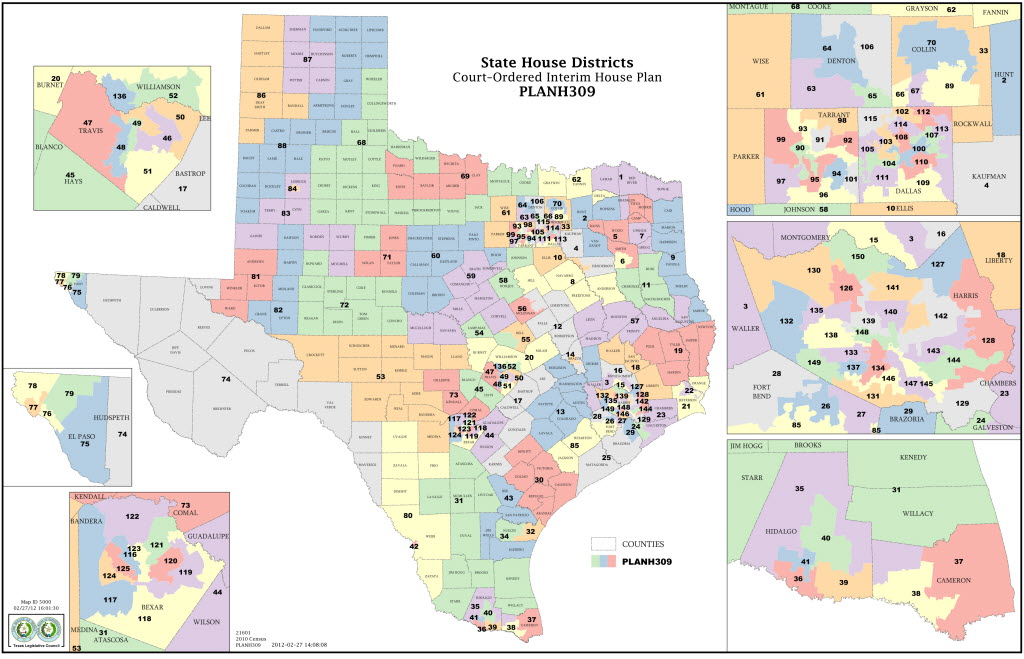Map Of Texas 99.Federal Court Orders Texas Congressional Map Redrawn Finding