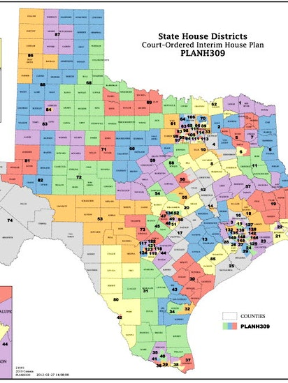Federal court orders Texas congressional map redrawn, finding ...
