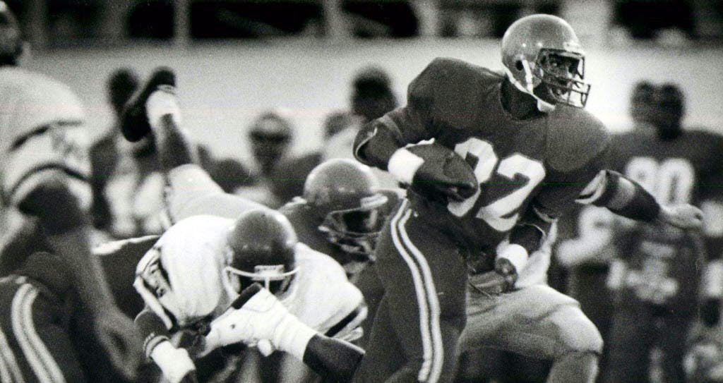 Permian Panthers 1988 State Championship Game