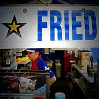 Fried foods. State Fair of Texas. Enough said. (Staff/2016 File Photo)