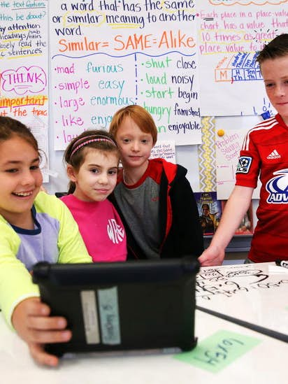 Is Classroom Technology Good For Learning Or Wasting Time