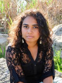 SJ Sindu, author of<i> Marriage of a Thousand Lies</i>(Jessie Cohen)