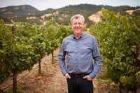 Bob Blue, founding winemaker of Bonterra Vineyards. (Sara Sanger/Bonterra Winery)