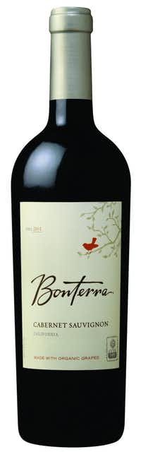 Bonterra Cabernet 2015 from Bonterra Vineyards.(Sara Sanger/Bonterra Winery)