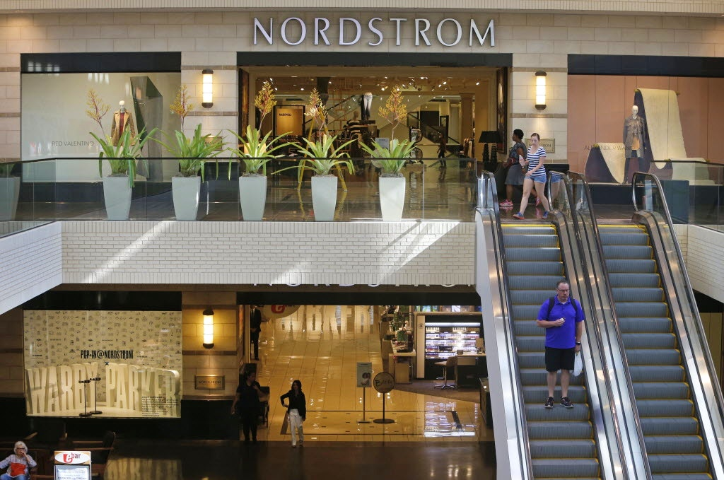 Nordstrom Allows Shoppers To Try Before They Buy In New Service