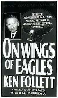 <i>On Wings of Eagles,</i> by Ken Follett(DMN file)