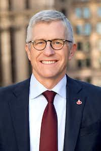 Scott Powell, CEO of Santander Consumer(Courtesy of Santander Consumer)