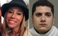 Enrique Arochi (right) was convicted in the aggravated kidnapping of Christina Morris.