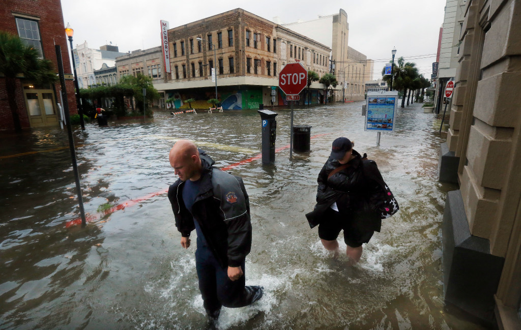 It's getting worse instead of getting better': Harvey turns
