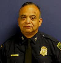 Sgt. Steve Perez(Houston Police Department)