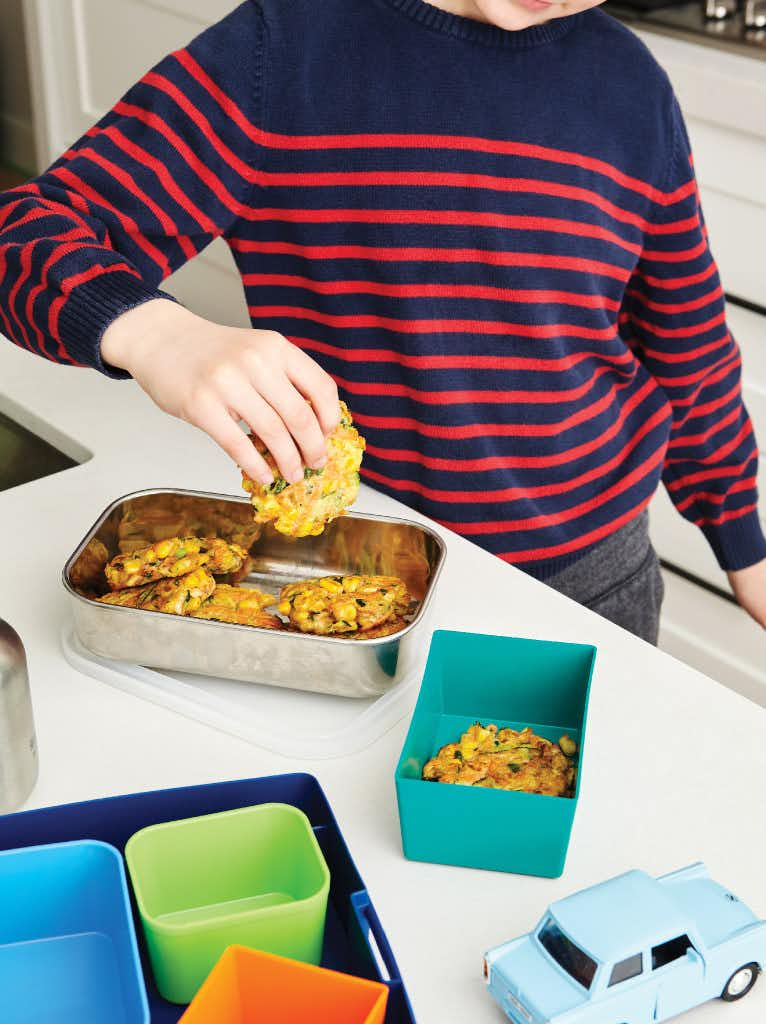 Here's the cookbook for parents tackling back-to-school meal planning