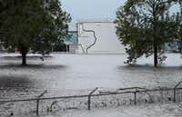 """<p><span style=""""font-size: 1em; background-color: transparent;"""">Explosions were reported early Thursday morning at the Arkema Inc. chemical plant in Crosby, Texas, about 25 miles northeast of Houston. The plant lost power and its backup generators due to flooding from Harvey, leaving it without refrigeration for volatile chemicals.</span></p>(Houston Chronicle/Godofredo A. Vasquez)"""