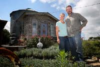 Owners Susan and Ron Van Volkenburgh at Savannah's Meadow in Celeste(Rose Baca/Staff Photographer)