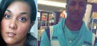 McKinney Police released these photos on Monday from the Facebook pages of Minetssy Sanchez, left, and Jabrice Ortega.