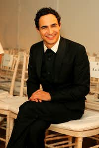 Designer Zac Posen (Chelsea Lauren/Getty Images)