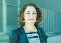 Melissa del Bosque, author of<i> Blood Lines</i>. (Eugenio del Bosque)
