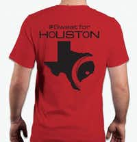 Every cent of proceeds for these shirts will benefit hurricane relief efforts.(Photo: Body Machine Fitness)