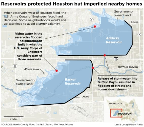Houston imposes night curfew to prevent looting
