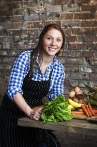 Andrea Shackelford, executive chef at Harvest restaurant in McKinney. (Paul Ernest Photography)