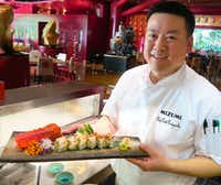 The Wynn Las Vegas offers a series of Master Classes this fall that teach everything from how to make dumplings to how to make sushi at home.(Michael Hiller)