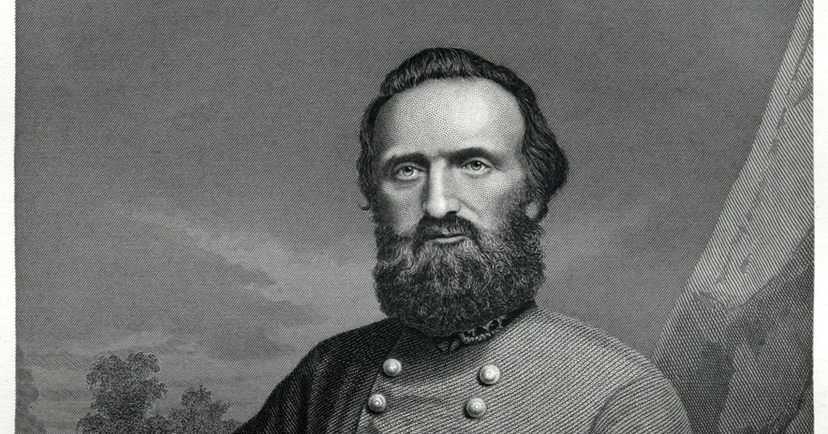 Stonewall Jackson Biographer Says Take Down The Confederate Statues