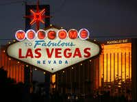 Leaders of the Federal Home Loan Bank of Dallas traveled to Las Vegas several times between 2008 and 2013 and filed expense reports for tech conferences they did not attend, according to federal prosecutors. (Gabriel Bouys/Agence France-Presse)
