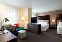 The Aloft is the first hotel at CityLine.(KDC)