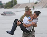 Texans hurt by natural disasters must be vigilant when rebuilding. Others may take advantage of them. The Watchdog shares ideas.(Louis DeLuca/Staff Photographer)
