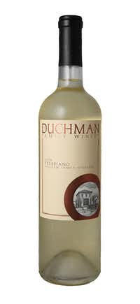 Duchman Family Winery Trebbiano 2015 (Rose Baca/Staff Photographer)