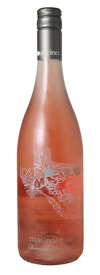 Lost Draw Cellars Texas High Plains Cinsault Rose 2016(Rose Baca/Staff Photographer)