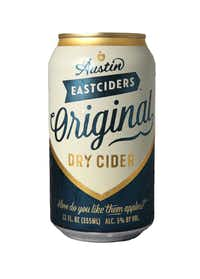 Austin Eastciders Dry Cider (Rose Baca/Staff Photographer)