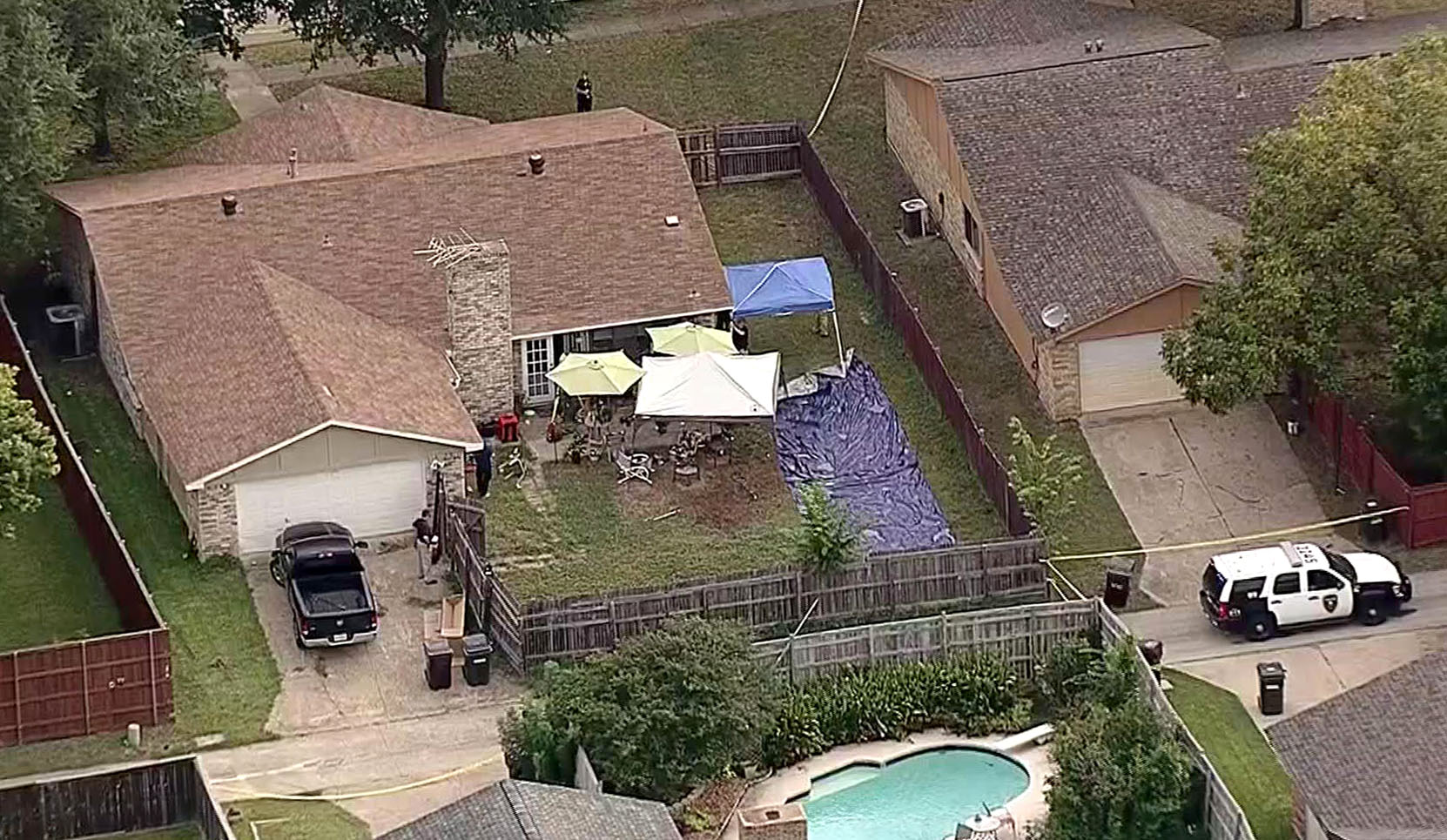 Shooting at Texas Football Party, Man Kills 8; Police Kill Suspect