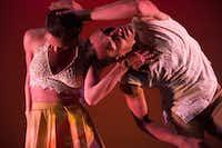 An intimate scene from Michelle Manzanales' <i>Con Brazos Abiertos</i>.(Paula Lobo)