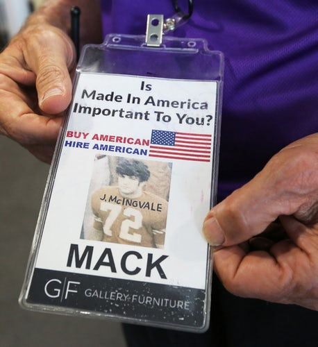Gallery Furniture Outlet Houston: After Harvey, Houston's Mattress Mack Shows He Has The