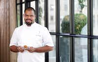 Junior Borges is executive chef of The Joule Hotel.(Brandon Wade/Special Contributor)
