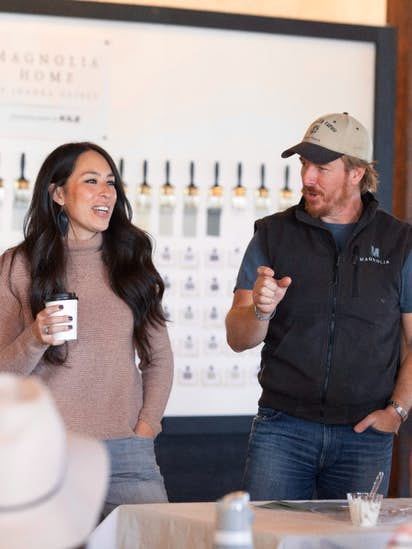 Hgtvs Fixer Upper Couple Chip And Joanna Gaines Have A Deal With