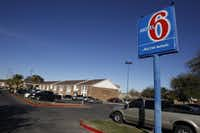 The Carrollton-based parent of Motel 6 says it's put a stop to information-sharing with federal immigration officials.(File Photo/The Associated Press)