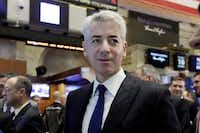 Bill Ackman, CEO and founder of Pershing Square Capital, will be at the GIBI Investment Symposium. (File Photo/The Associated Press)