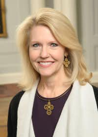 Kathleen Gibson, president and CEO of Southwestern Medical Foundation, will be on a GIBI panel.(Southwestern Medical Foundation)