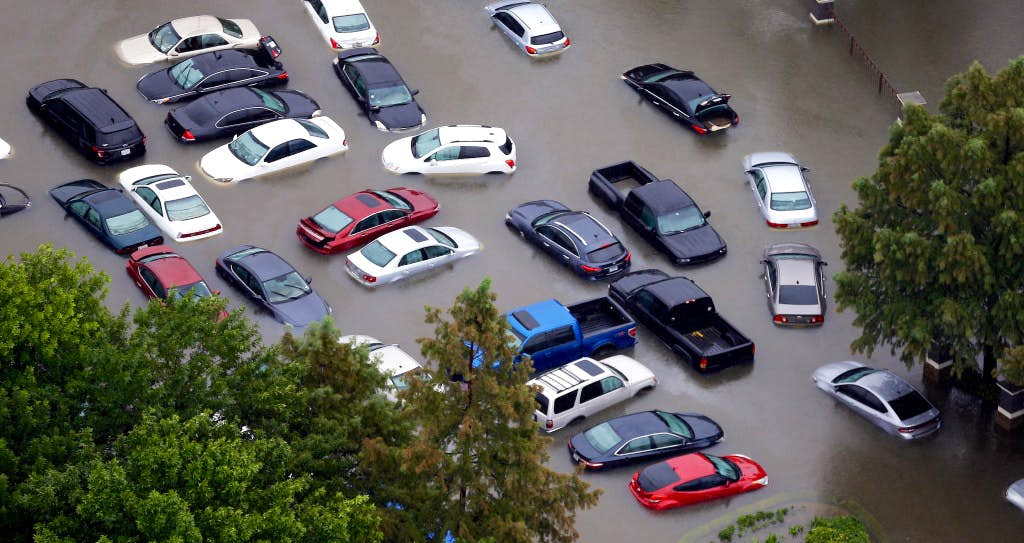 Will flood-damaged cars end up in Dallas-Fort Worth? We\'re already ...
