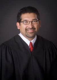 Judge Roberto Canas