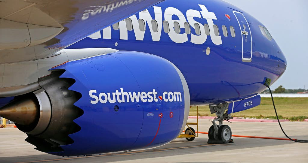 As southwest airlines adds the 737 max to the fleet a new chapter staff photographer malvernweather Gallery